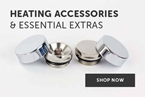 Heating Accessories & Essential Extras