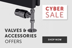 Cyber Sale Heated Valves & Accessories