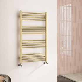 Gold Heated Towel Rails
