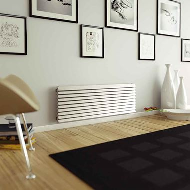 Aeon Panacea Stainless Steel Vertical or Horizontal Designer Radiator - Polished