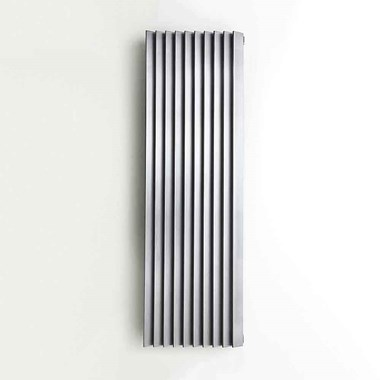 Aeon Panacea Stainless Steel Vertical or Horizontal Designer Radiator - Brushed