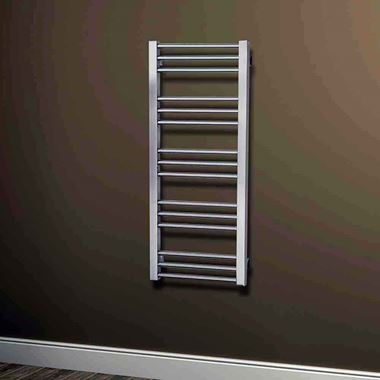 Aeon Zenith Vertical Designer Heated Towel Rail Radiator