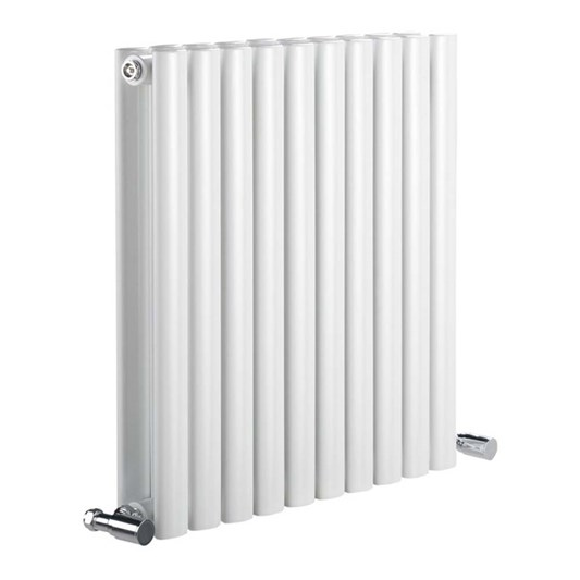 DQ Heating Cove Double Panel Mild Steel Horizontal Designer Radiator