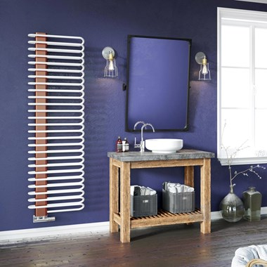 DQ Heating Sonar Heated Towel Rail