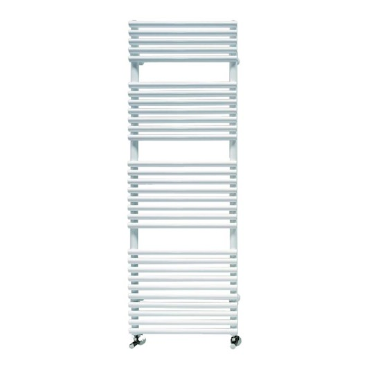 DQ Heating Vulcano T Vertical Designer Heated Towel Rail