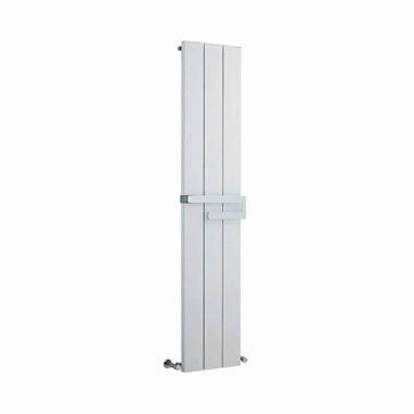 Hudson Reed Ceylon Vertical Designer Radiator - White - 1800 x 370mm
