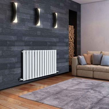 Hudson Reed Revive Horizontal Designer Radiator