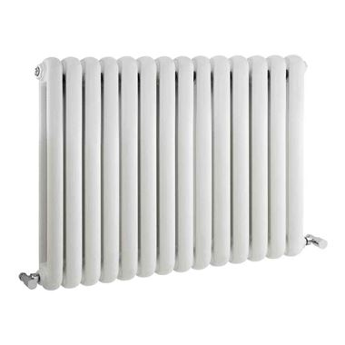 Hudson Reed Salvia Double Panel Horizontal Designer Radiator