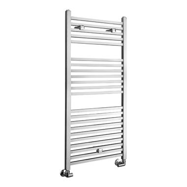 Sagittarius Orwell Straight Heated Towel Radiator