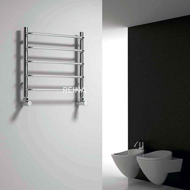 Reina Aliano Designer Steel Heated Towel Rail