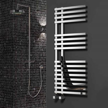 Reina Felino Straight Heated Towel Rail