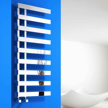 Reina Florina Designer Steel Heated Towel Rail