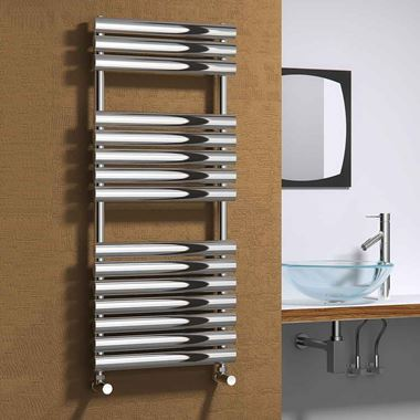Reina Helin Stainless Steel Heated Towel Rail