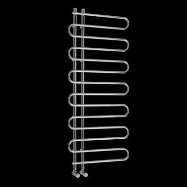 Reina Jesi Designer Steel Heated Towel Rail