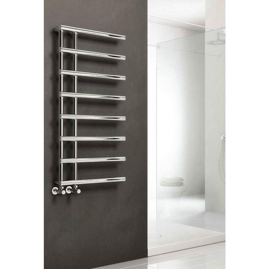 Reina Matera Vertical Steel Heated Towel Radiator