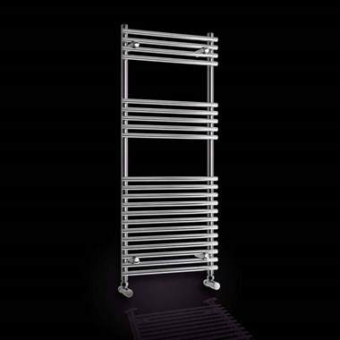 Reina Pavia Round Heated Towel Rail