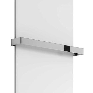 Reina Slimline Vertical Radiator - Towel Bar 300mm