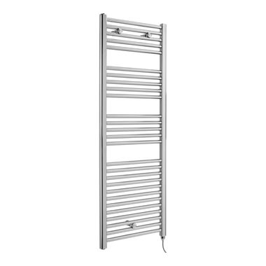 Sagittarius Severn Electric Straight Towel Radiator