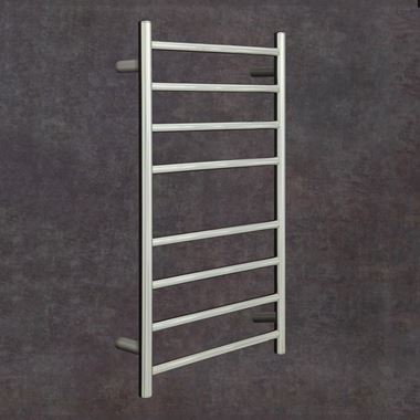 Thermosphere Round Profile Dry Electric Towel Rail
