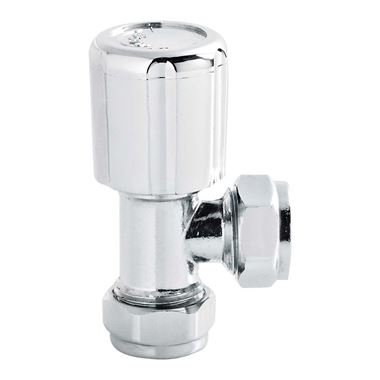 Ultra Radiator Valves - Angled